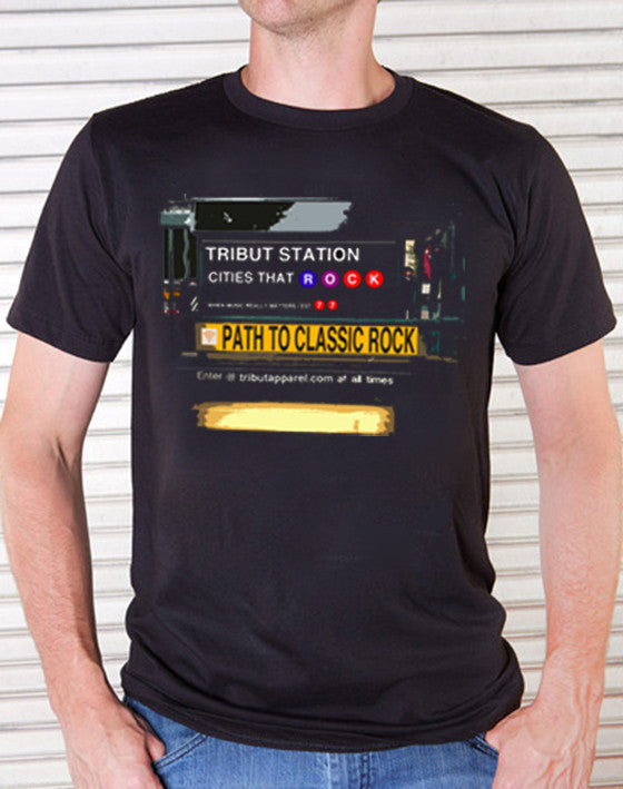 Tribut Station - Cities That Rock (Unisex)