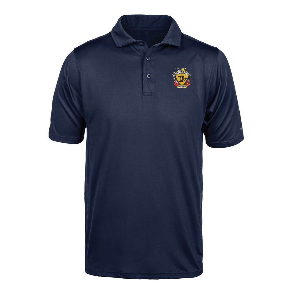 Guitar Trifecta Reebok Cypress Polo (Men) - Navy