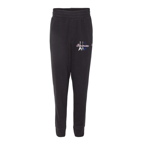 Triple Flying V Champion Jogger (Unisex) - Black