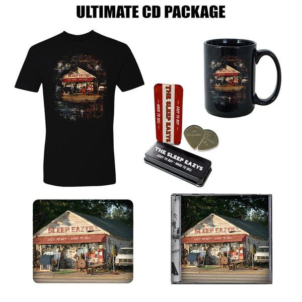 Easy to Buy, Hard to Sell Ultimate CD Package