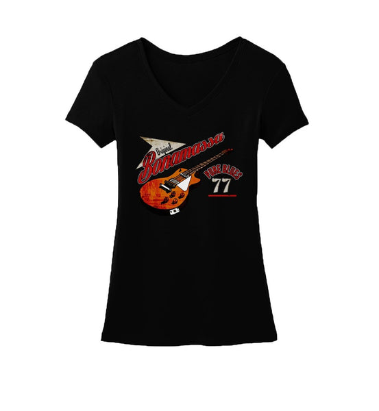 Bona-Fide Blues V-Neck (Women)
