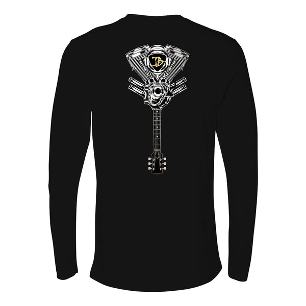 V-Twin Blues Long Sleeve (Men)