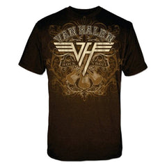Van Halen - Rock n Roll Logo T-Shirt (Men)
