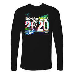 2020 Lost Summer Tour Glitch Long Sleeve (Men)