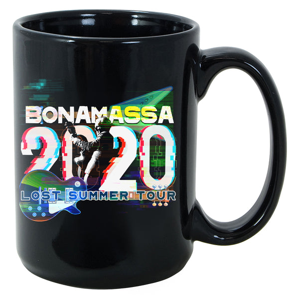 2020 Lost Summer Tour Glitch Mug
