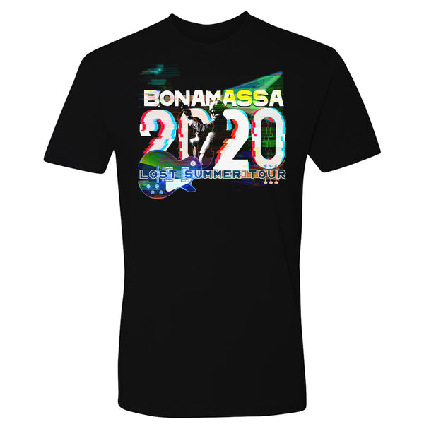 2020 Lost Summer Tour Glitch T-Shirt (Unisex)