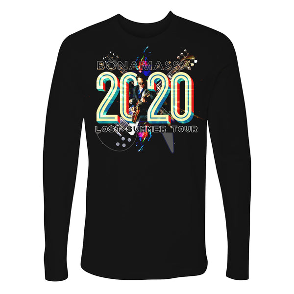 2020 Lost Summer Tour Long Sleeve (Men)