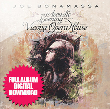An Acoustic Evening at the Vienna Opera House - Digital Album (Released: 2013)