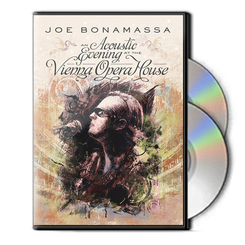 An Acoustic Evening at The Vienna Opera House DVD