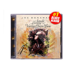 Joe Bonamassa: An Acoustic Evening At The Vienna Opera House (Double CD) (Released: 2013) - Hand-Signed