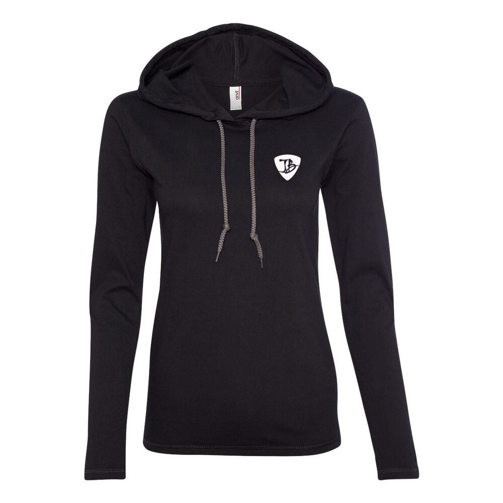 JB Vintage Hooded Long Sleeve (Women)