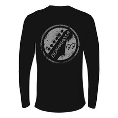 Vintage Headstock Long Sleeve (Men) - Black