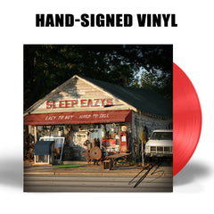 The Sleep Eazys: Easy to Buy, Hard to Sell (Vinyl) (Released: 2020) - Hand-Signed