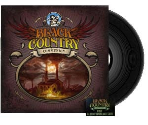 Black Country Communion Vinyl