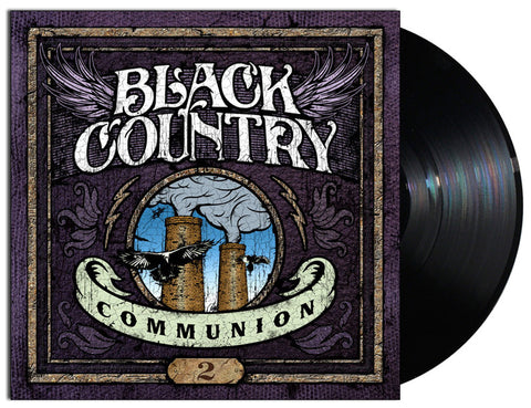 Black Country Communion 2 (Vinyl) (Released: 2011)