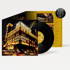 Joe Bonamassa: Live at Carnegie Hall - An Acoustic Evening (3 LP Vinyl Set) (Released: 2017) - Hand-Signed