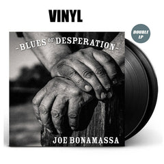 Joe Bonamassa: Blues of Desperation (Vinyl) (Released: 2016)