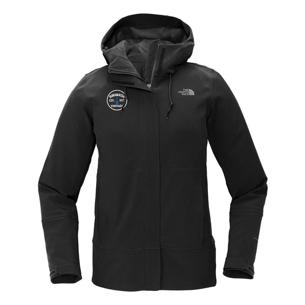 Vintage Guitar - The North Face Apex DryVent Jacket (Women) - Black