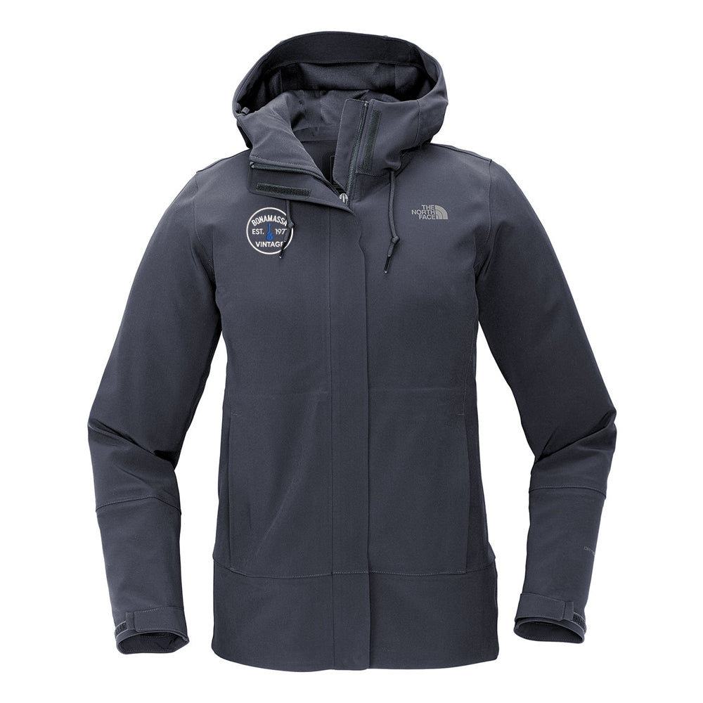 Vintage Guitar - The North Face Apex DryVent Jacket (Women) - Navy