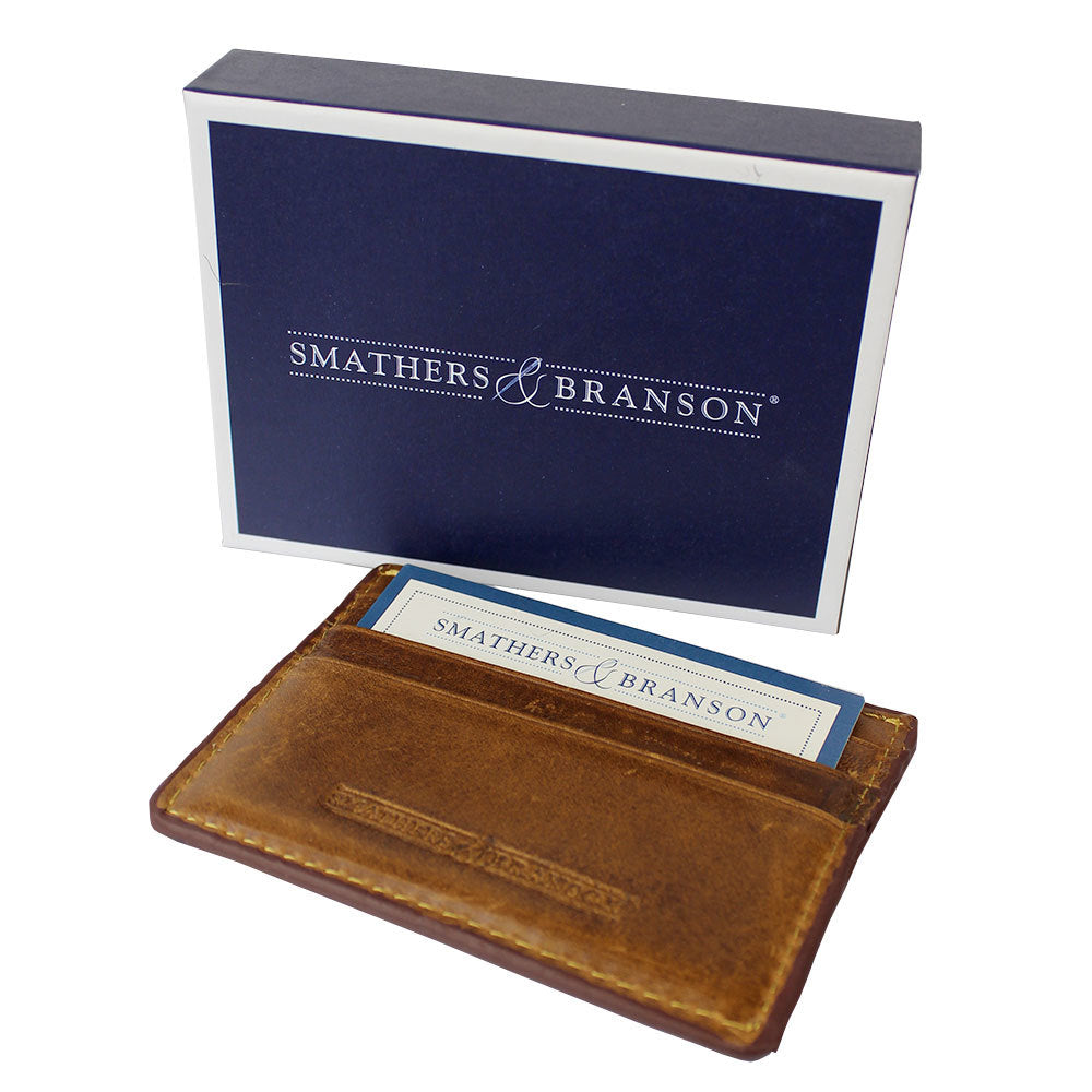 Amp Credit Card Wallet by Smathers & Branson