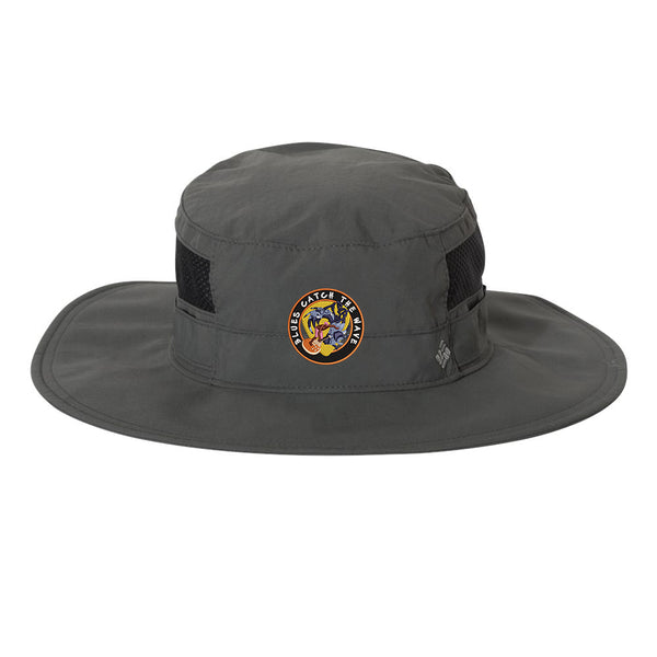 Blues Surfer Columbia Booney Hat - Grill