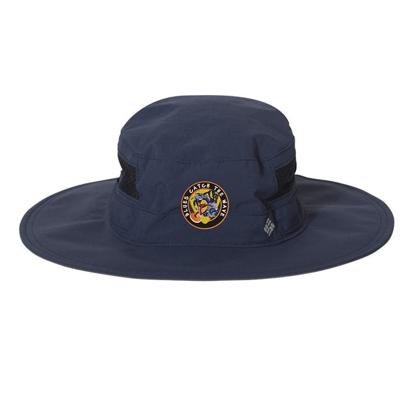 Blues Surfer Columbia Booney Hat - Navy