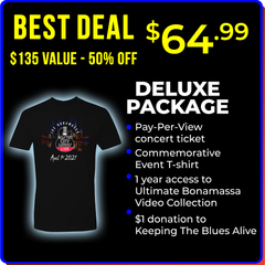 ACL Live Deluxe Package