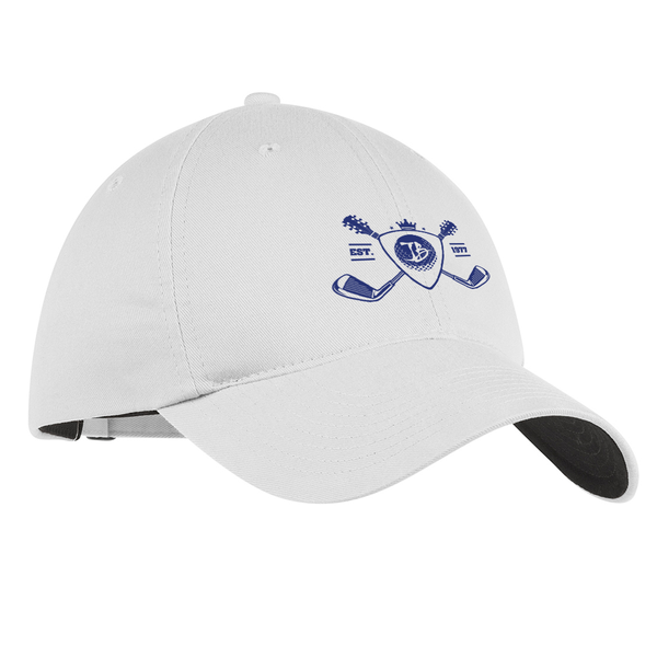 Blues Bogey Nike Hat - White