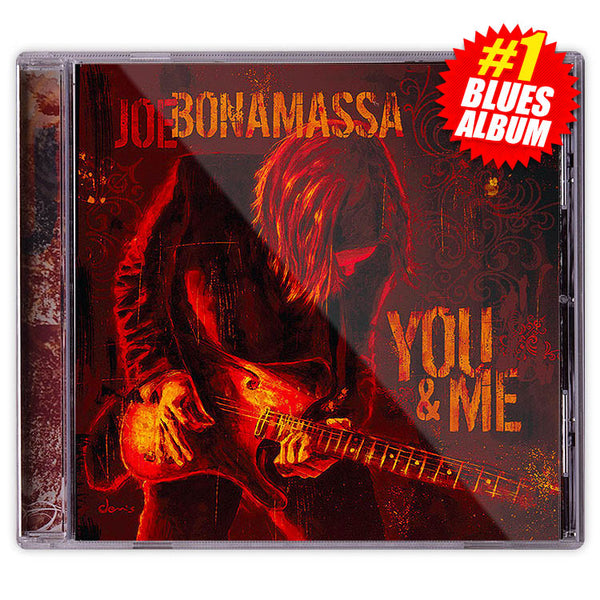 Joe Bonamassa: You And Me (CD) (Released: 2006)
