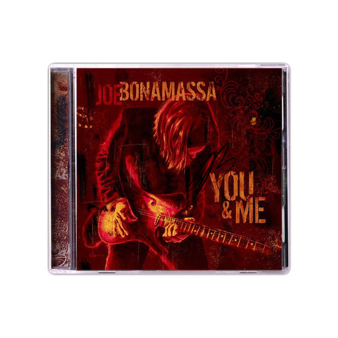 Joe Bonamassa: You And Me (CD) (Released: 2006) - Hand-Signed