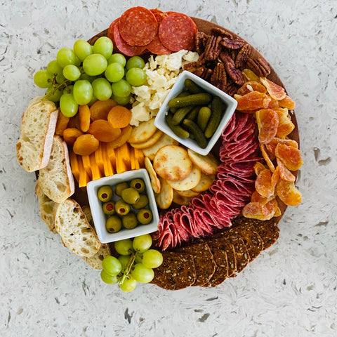 Meat & Cheese Board