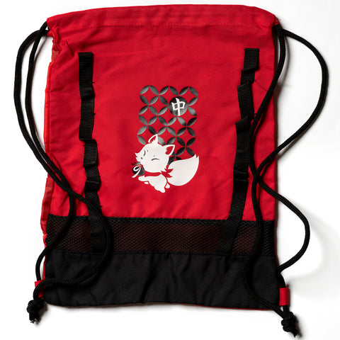 Inari-kun Drawstring Bag
