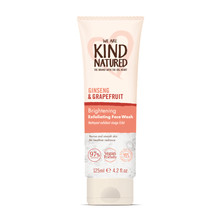 Load image into Gallery viewer, Brightening Ginseng and Grapefruit Exfoliating Face Wash 125ml