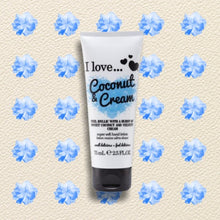 Load image into Gallery viewer, Hand Lotion Coconut & Cream  75ml