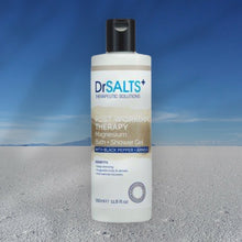 Load image into Gallery viewer, Epsom Salts Bath and Shower Gel Recovery Therapy with Black Pepper and Arnica 350ml