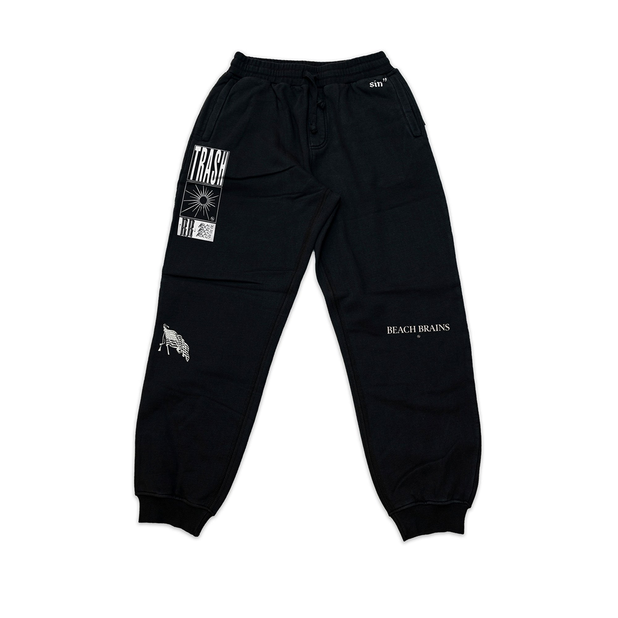 Patches Trackie - Black