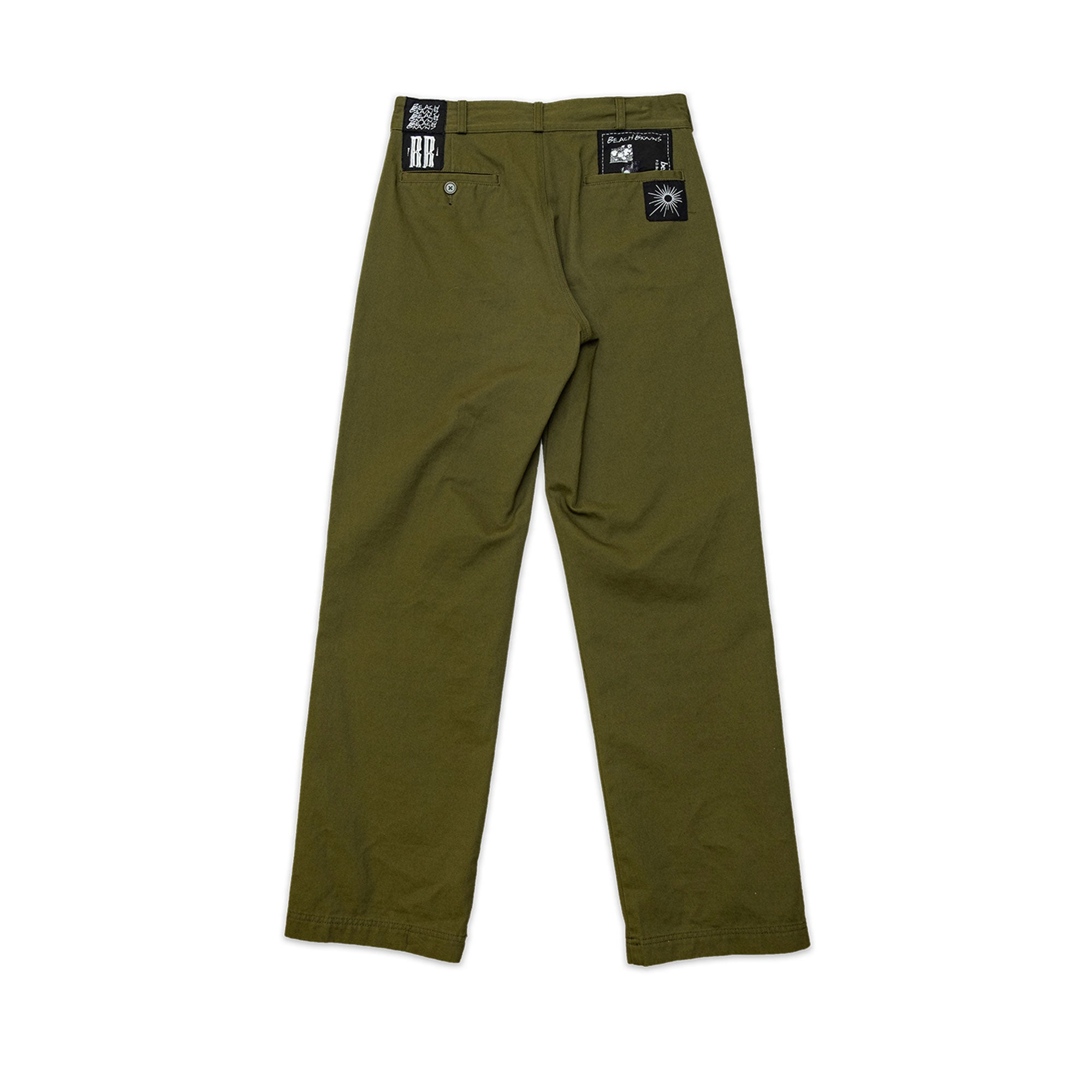 Work Pant - Army