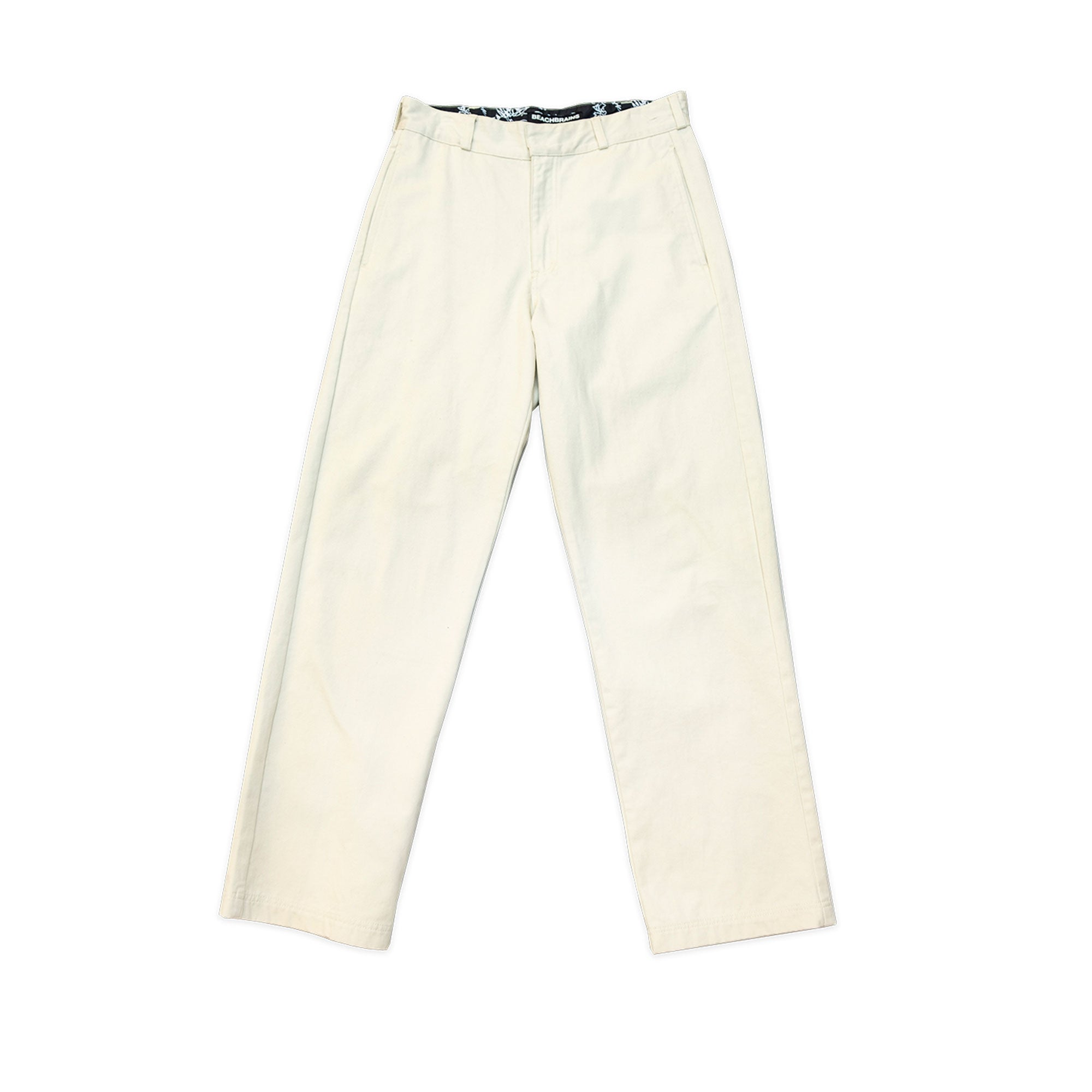 Work Pant - Off-White
