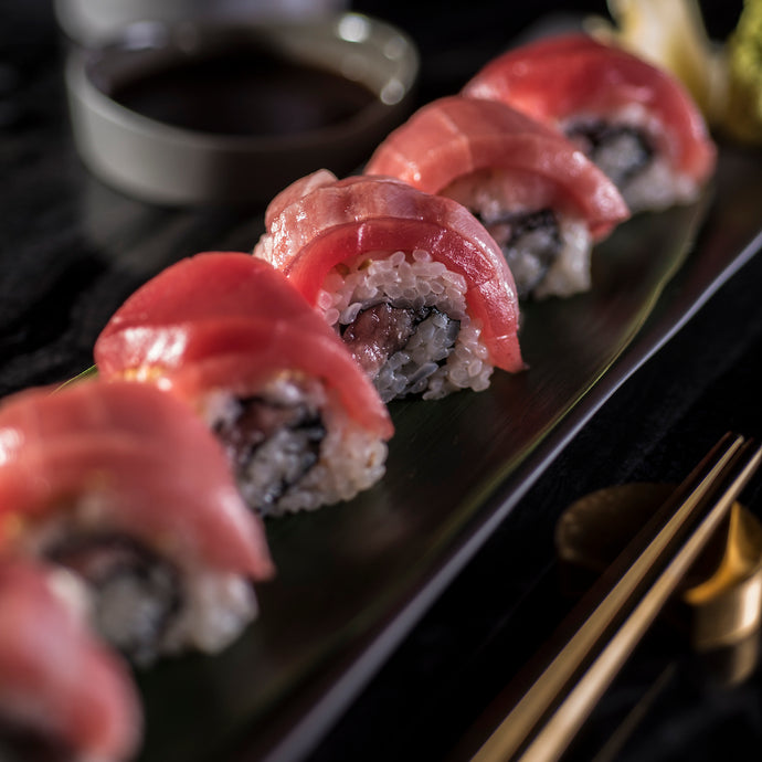 'Fifty Shades of Tuna' Maki