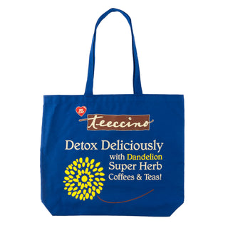 Teeccino Oversized</br>Reusable Shopping Bag