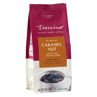 Caramel Nut</br>Chicory Herbal Coffee