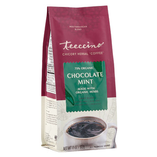 Chocolate Mint</br>Chicory Herbal Coffee