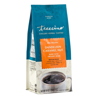Dandelion Caramel Nut</br>Chicory Herbal Coffee
