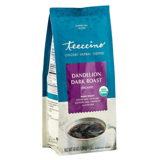 Dandelion Dark Roast</br>Herbal Coffee
