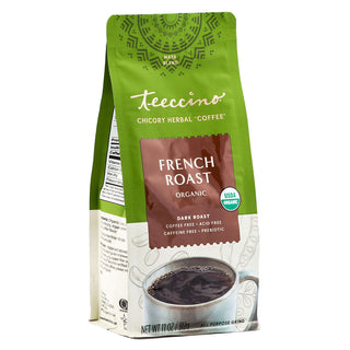 French Roast</br>Chicory Herbal Coffee