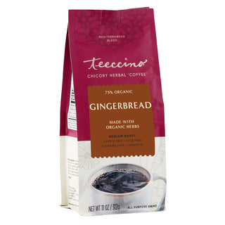 Gingerbread</br>Chicory Herbal Coffee