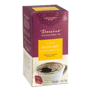 Hazelnut</br>Roasted Herbal Tea