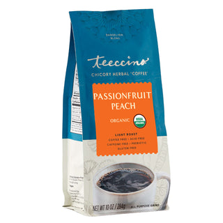 Dandelion Passionfruit Peach</br>Herbal Coffee