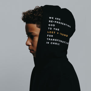 Represent Unisex Youth Hoodie