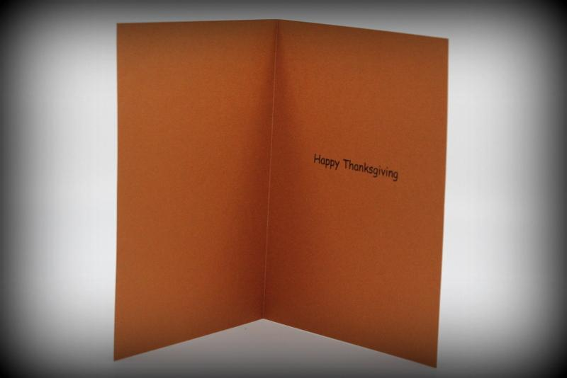 Thanksgiving Cards (set of 5)